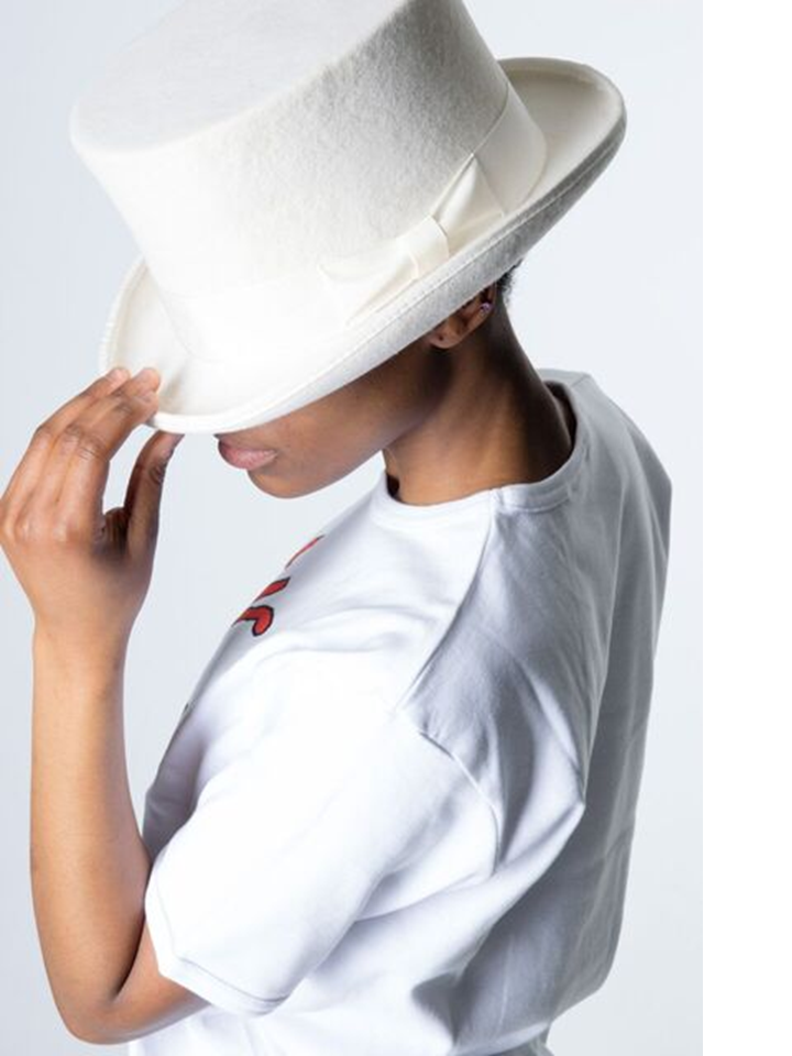 Classic Purple Top Hat by waverleyg